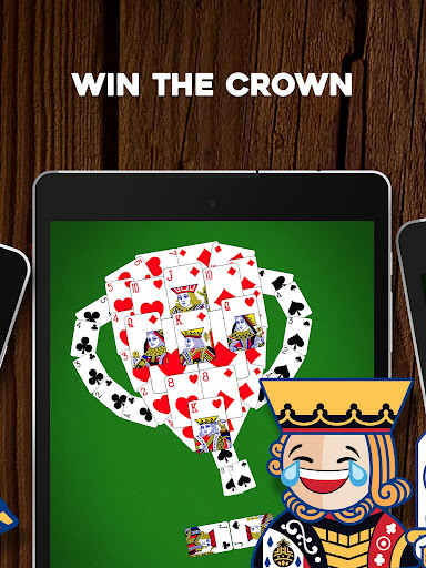 Crown Solitaire: A New Puzzle Solitaire Card Game android2mod screenshots 13