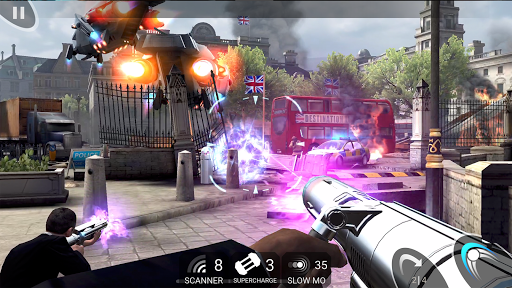 MIB: Galaxy Defenders Free 3D Alien Gun Shooter 500062 Screenshots 8