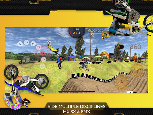 TiMX: This is Motocross  screenshots 12