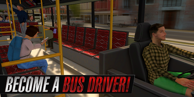 Bus Simulator: Original Screenshot