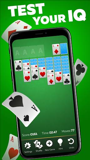 Solitaire Play u2013 Classic Klondike Patience Game 2.1.4 screenshots 1