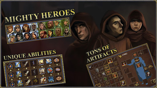 Heroes 3 and Mighty Magic: Medieval Tower Defense screenshots 8