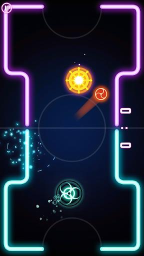 Neon Hockey APK MOD (Astuce) screenshots 5