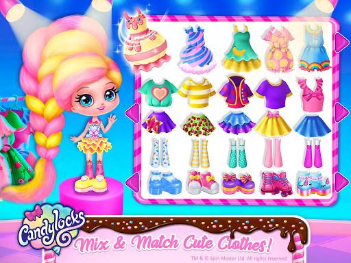Candylocks Hair Salon - Style Cotton Candy Hair  Screenshots 9