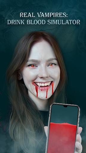 Real Vampires: Drink Blood Simulator  screenshots 6