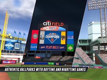 R.B.I. Baseball 16 Screenshot