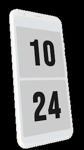 Zen Flip Clock 2