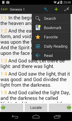 Bible KJV android2mod screenshots 2