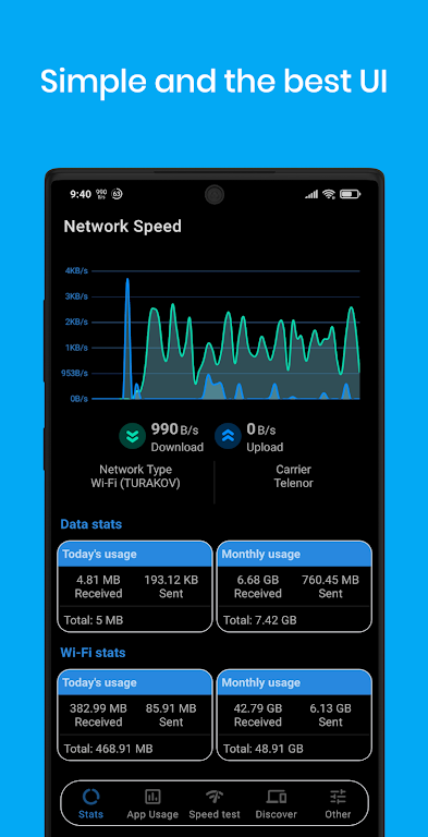 Net Speed Indicator: SpeedTest  poster 7