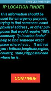 IP Location Finder 1.0
