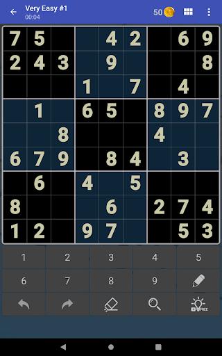 Sudoku Free - Classic Brain Puzzle Game  screenshots 24