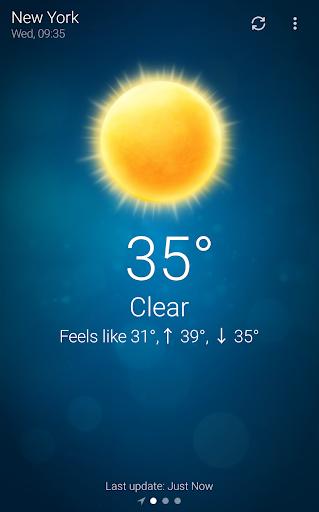 Weather 5.1.7 Screenshots 1