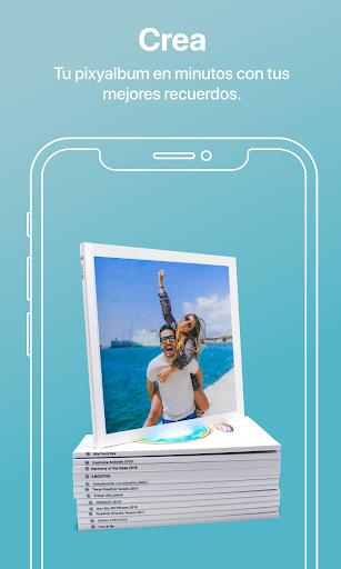 Pixyalbum - Fotolibros  screenshots 1