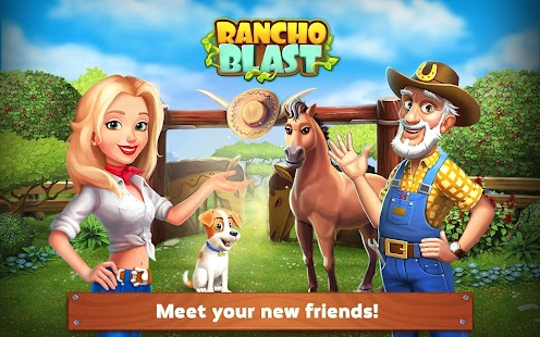 Rancho Blast: Family Story Screenshot
