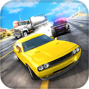 Highway Police Car Racing & Ambulance Rescue