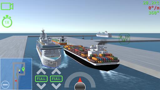 Ship Mooring 3D  screenshots 1