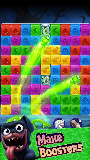 Hotel Transylvania Puzzle Blast - Matching Games  screenshots 3
