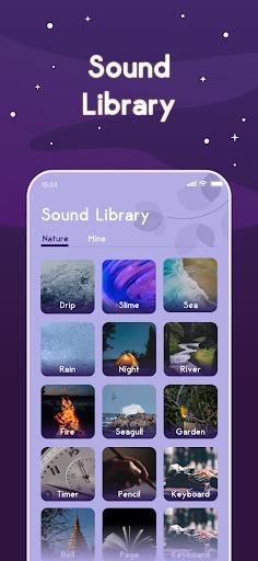 Sleepy: White Noise, Nature hack tool