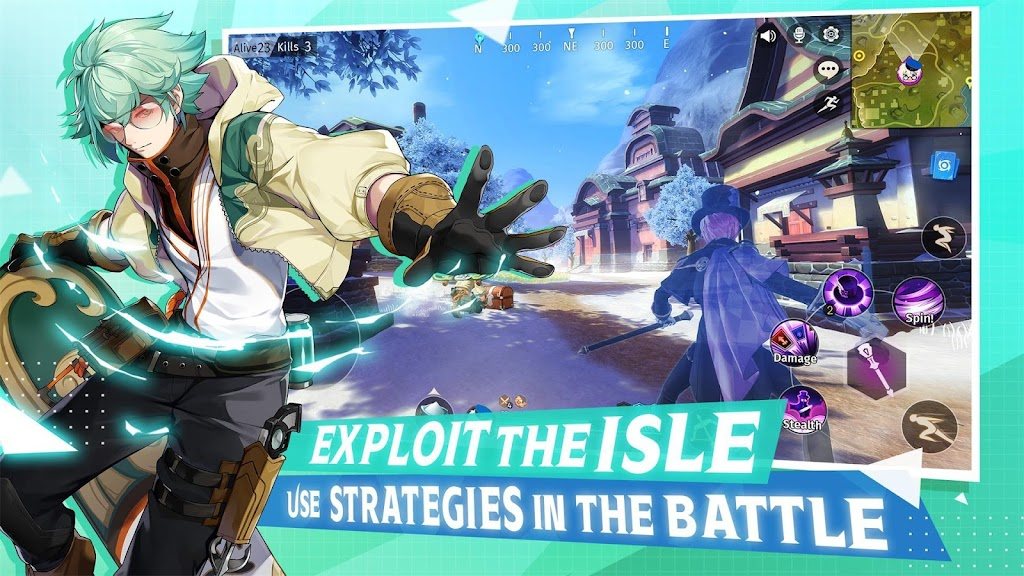 Eclipse Isle  poster 3