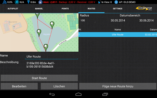 Carplounge GPS Autopilot V3 7.9.3 Screenshots 7