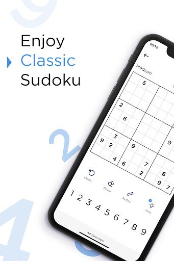 Sudoku Olympic - Free Classic Sudoku Championship 3.0 screenshots 1