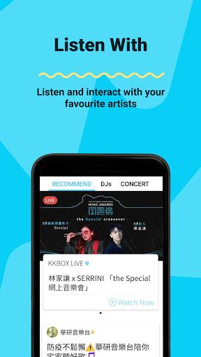 KKBOX | Music anytime, anywhere apktram screenshots 3
