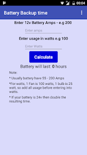 UPS Battery Backup Time For Pc | Download And Install (Windows 7, 8, 10, Mac) 1
