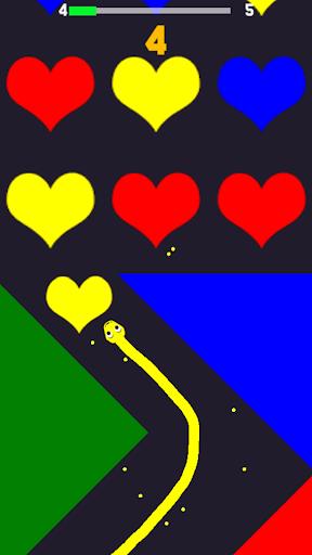 Snake Battle: Color Mode modavailable screenshots 3