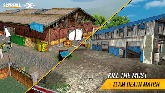 ScarFall: le combat royal screenshots apk mod 4
