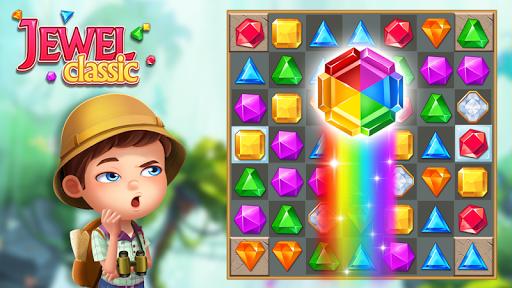 Jewels Classic - Jewel Crush Legend 3.0.6 screenshots 6