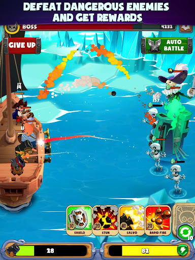 Pirate's Destiny  screenshots 12