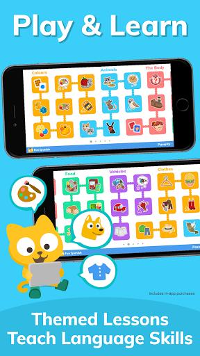 Studycat: Fun Spanish for Kids apktram screenshots 11