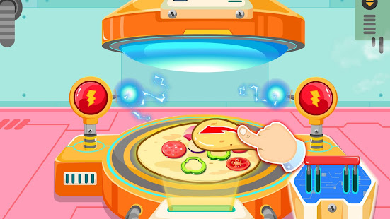 Little Pandau2019s Space Kitchen - Kids Cooking 8.57.00.02 Screenshots 2