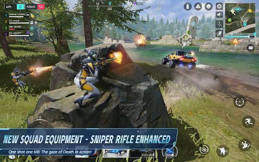 Cyber Hunter filehippodl screenshot 21