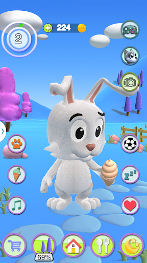 Talking Rabbit 2.29 screenshots 4
