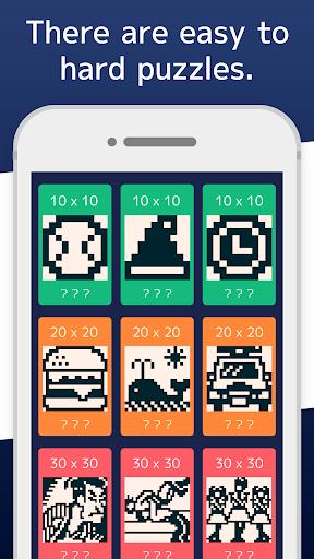 Nonograms 999 griddlers 1.8 screenshots 4