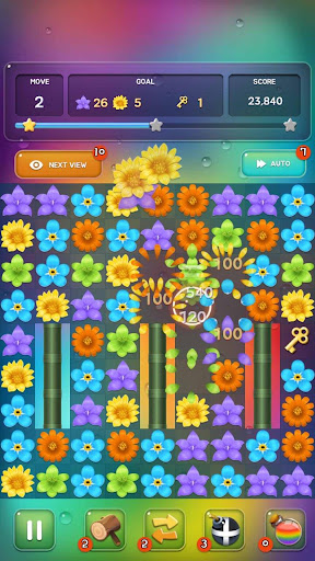 Flower Match Puzzle 1.2.2 screenshots 4