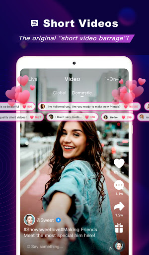 FaceCast:Make New Friends, Chat & Meet, Livestream android2mod screenshots 14
