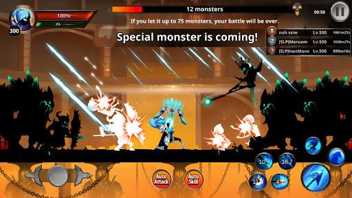 Stickman Legends: Shadow War Offline Fighting Game screenshots 20