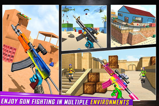 Counter Terrorist Strike : FPS Shooting Game 2021  screenshots 6