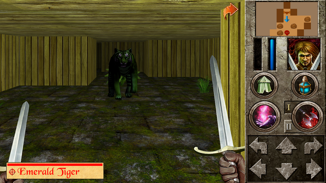The Quest - Mithril Horde II screenshot 2