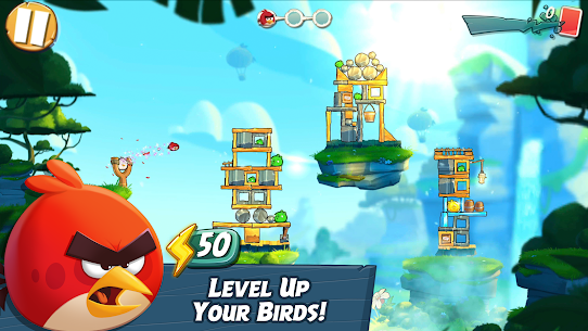 Angry Birds 2 APK MOD 2.57.1 (Unlimited Money) 7