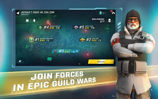 Tom Clancy's Elite Squad - Military RPG 1.4.4 screenshots 12