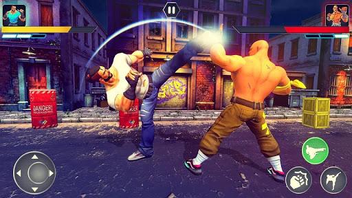 Code Triche kung fu karaté box jeux de bagarre: jeux de combat apk mod screenshots 1