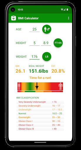 BMI Calculator  Screenshots 3