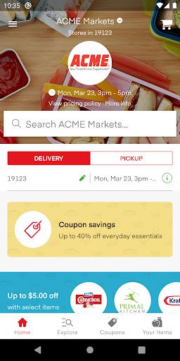 ACME Rush Delivery & Pickup 6.19.2 screenshots 1