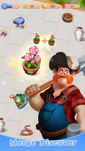 Merge Town : Design Farm  screenshots 13