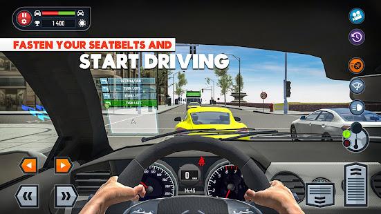 🚓🚦Car Driving School Simulator 🚕🚸 3.2.7 screenshots 1
