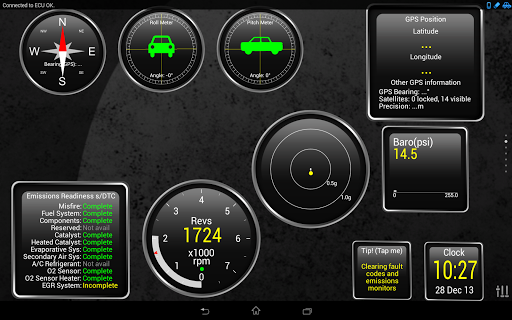 Torque Pro (OBD 2 & Car)  screenshots 11
