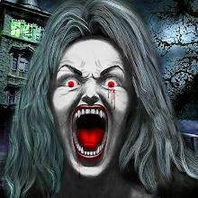 Scary Granny Teacher : Horror Grandma House Escape icon